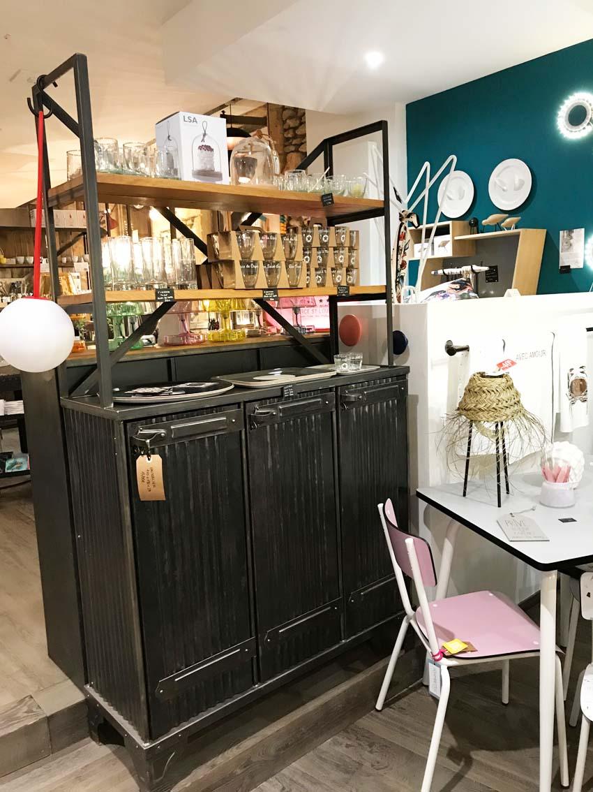 Meuble De Cuisine Bois Et Metal meubles de rangement industriel métal bois